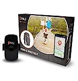 PAJ GPS PET Finder GPS Tracker Mini zum Schutz für Hunde und Katzen Wasserdicht etwa 2 Tage...