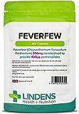 Lindens - Feverfew - 200 mg - 365 Caps