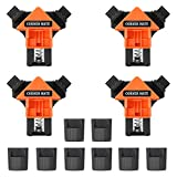 Eckenspanner Set 4 Winkelspanner Zur Fixierung Von Brettern & Rahmen Im 90 Grad Winkel Eckspanner Für Brettstärken