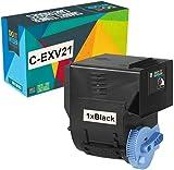 Do it Wiser Kompatible Toner als Ersatz für Canon ImageRunner C3380i ImageRunner C3580 ImageRunner C3580i ImageRunner C3580Ne IR-C2380i IR-C2550 IR-C2880 IR-C2880i C-EXV21 CEXV 21 0452B002 (Schwarz)