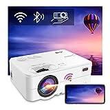 "Mini Beamer WLAN Bluetooth - Artlii Enjoy2 WiFi Beamer Wireless LED Beamer 300"" Unterstützt 1080p..."