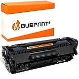 Bubprint Kompatibel Toner als Ersatz für Canon FX10 FX-10 FX 10 für I-Sensys MF4010 MF4120 MF4150 MF4320D MF4340D MF4350D PC-D440 PC-D450 Fax L100 L120 L140 900