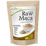 Bio Maca Pulver (500g), MySuperFoods, Bepackt mit gesunden Nährstoffen, Antike gesunde Lebensmittel aus Peru, Köstlicher malziger Geschmack, Organisch zertifiziert