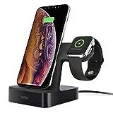 Belkin PowerHouse Ladestation für Apple Watch und das iPhone (iPhone Ladestation für iPhone 11, 11...