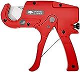 KNIPEX Rohrschneider für Kunststoffrohre (Elektroinstallation) (185 mm) 94 10 185
