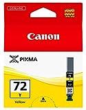 Canon PGI-72 Y Original Tintenpatrone, 14ml gelb