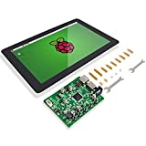 SUNFOUNDER Raspberry Pi 10.1' Display Touchscreen 10.1 Zoll IPS LCD HDMI 1280x800 for Raspberry Pi...