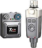 Xvive U4 Drahtloses In-Ear-Monitor-System Professionelles IEM-System für Studio, Live-Performance und Bandproben