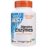 Doctor's Best Verdauungsenzyme Digestive Enzymes Magen Darm 90 Kapseln