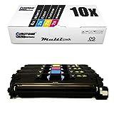 10x Müller Printware Toner für Canon Laserbase MF 8180 c ersetzt 701 9284A003-9287A003