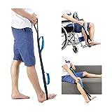 """Leg Lifter Strap Starrer Fußheber & Handgriff - Ältere, Behinderte, Behinderung, Pädiatrie 35 """"Mobilitätshilfen für Rollstuhl, Bett, Auto, Couch, Hüft- und Knieersatz"""