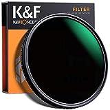 K&F Concept ND Filter 77mm Objektiv Filter Nano Slim Neutral Dichte Graufilter 77mm Variable ND Filter ND8~ND128