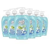 Duschdas Flüssigseife 6er Pack für hygienisch saubere Hände Schutz & Hygiene mit antibakterieller Wirkung (6 x 250 ml)