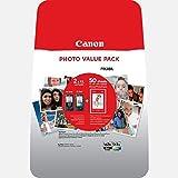 CANON CRG PG-560XL/CL-561XL Photo Value BL 4x6 Phot PaperGP-501 50sheets + XL Black & XL Colour Cartridges