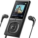 Victure MP3 Player 100 Stunden Standby-Zeit Portable Verlustfreien Klang Musik Player 8GB-Speicher...