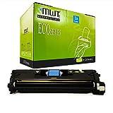 1x MWT Toner für Canon Lasershot LBP 5200 n ersetzt 9286A003 701C Cyan Blau