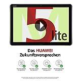 Huawei MediaPad M5 Lite Tablet-PC 25, 6 cm (10, 1 Zoll), Full HD, Kirin 659, 4 GB RAM, 64 GB...