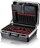 KNIPEX 00 21 05 LE Werkzeugkoffer 'Basic' leer