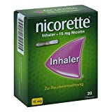 NICORETTE Inhaler 15 mg 20 St Inhalat