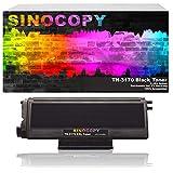 SinoCopy XXL Toner TN-3170 für Brother HL-5240L HL-5250DN HL-5270DN HL-5280DW DCP-8060 MFC-8460DN MFC-8670DN MFC-8860DN MFC-8870DW DCP-8060 - TN3170 - Schwarz 8.000 Seiten