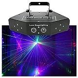 Party-Lichter DJ Lichter, Disco Bühnenbeleuchtung LED 50W DMX512 RGB DJ Equipment Perform For Die...