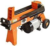 Forest Master elektrisch-hydraulische Holzspalter 5 Tonnen stufenlos bis zu 30 cm Länge. CE-zertifiziert