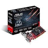 Asus R7240-OC-4GD3-L AMD Gaming Grafikkarte (PCIe 3.0 x16, 4GB DDR3 Speicher, HDMI, DVI)