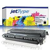 jetType Toner ersetzt Canon E30 für FC-120 / FC-100 / FC-290 / FC-224 / FC-200, schwarz, 4.000 Seiten