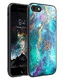 BENTOBEN iPhone SE 2020 Hülle, Handyhülle iPhone 8, iPhone 7 Case Slim leicht dünn Mandala Nebula...