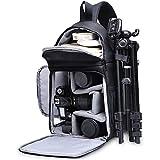 Kameratasche, CADeN Kamera Umhängetasche Sling Brusttasche Bag Wasserdicht für DSLR/SLR und...