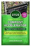 Envii Compost Accelerator - Bio Kompostbeschleuniger - Schnellkomposter mit Mikroorganismen- 12 Tabs
