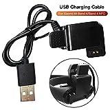 fancyU USB-Ladekabel Demontagefreier Adapter Für Langlebiges Ladegerät Für Xiaomi Mi Band 4 NFC