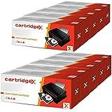 Cartridgex 10x Kompatible Toner Cartridge Ersatz für Canon PC-921 PC-940 PC-945 PC-950 PC-980 PC-981 E30