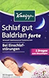 Kneipp, Schlaf gut Baldrian forte (1 x 30 Dragees)