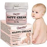 Windelcreme  Baby Feuchtigkeitscreme   Lang anhaltende Erleichterung Windelausschlag Creme, nährt & beruhigt die Haut & wirksame Prävention von Red Ass