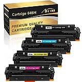 Arcon Kompatibel Toner Cartridge Replacement für Canon Cartridge 046 046H 046HK 046HC 046HM 046HY für Canon i-SENSYS MF732Cdw MF734Cdw MF735Cx MF732 MF734 MF735 LBP653Cdw LBP654Cx LBP653 LBP654 4-Pack