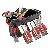 maurerfreund Fliesenleger Werkzeug-Set, 8-teilig