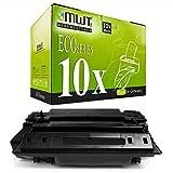 10x MWT Toner für Canon Lasershot LBP 3460 ersetzt 0986B001 Black Schwarz