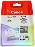 Canon Tintenpatronen-Set für Pixma MP280, Schwarz/Color