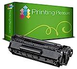 Printing Pleasure Toner kompatibel für HP Laserjet 1100 3200 Canon LBP-1110 LBP-1120 LBP-250 LBP-350 LBP-200 LBP-800 LBP-810 LBP-5585 LBP-P420 Serie | C4092A 92A EP22 1550A003