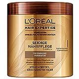 L'Oréal Paris Hair Expertise PureRich Tiefenmaske Reparatur, intensive Pflege für strapaziertes Haar, 200ml