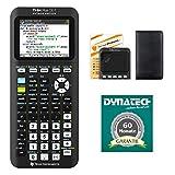 Texas Instruments Taschenrechner TI-84 Plus CE-T Python Edition Grafikrechner + Schutztasche + Displayschutzfolie + Garantie 60 Monate - wissenschaftlicher Schulrechner programmierbar Python Edition