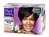 SoftSheen Carson Dark And Lovely Moisture Plus No-Lye Relaxer Super by Dark & Lovely