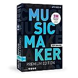 Music Maker - 2020 Premium Edition - Mehr Sounds. Mehr Möglichkeiten. Einfach Musik machen. Premium Mehrere Limitless PC Disc Disc