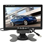 CoCar 7 Zoll Auto PKW LKW Monitor TFT LCD Bildschirm Screen 12-24V für Rückfahrsystem...