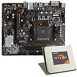 AMD Ryzen 3 3200G / MSI A320M-A PRO MAX Mainboard Bundle   CSL PC Aufrüstkit   AMD Ryzen 3 3200G 4X 3600 MHz, GigLAN, 7.1 Sound, USB 3.1   Aufrüstset   PC Tuning Kit