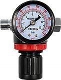 Druckminderer mit Manometer für Druckluft Werkzeug Kompressor
