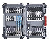 Bosch Professional 35-tlgs. Bohrer Bit Set (Pick and Click, Zubehör für Schlagschrauber, mit Bits und Universalhalter)