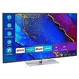 MEDION X14360 108 cm (43 Zoll) UHD Fernseher (Smart-TV, 4K Ultra HD, Dolby Vision HDR, MEMC, Micro...