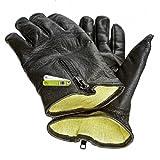 Widerstandsfähige Kevlar-Handschuhe für Sicherheit und Türaufsichten, Größe L